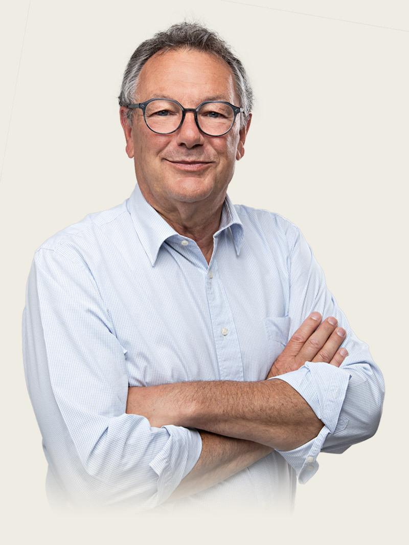 Christian COMERMAN, Analyste financier